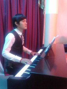 Piano with me